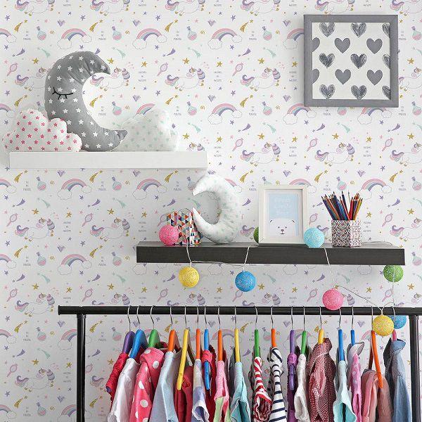 Papel de parede infantil  – ID03900096  - Papel de parede - G3decora