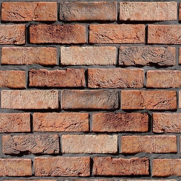 Papel de Parede Tijolinho a Vista PPT0033  - Papel de parede - G3decora
