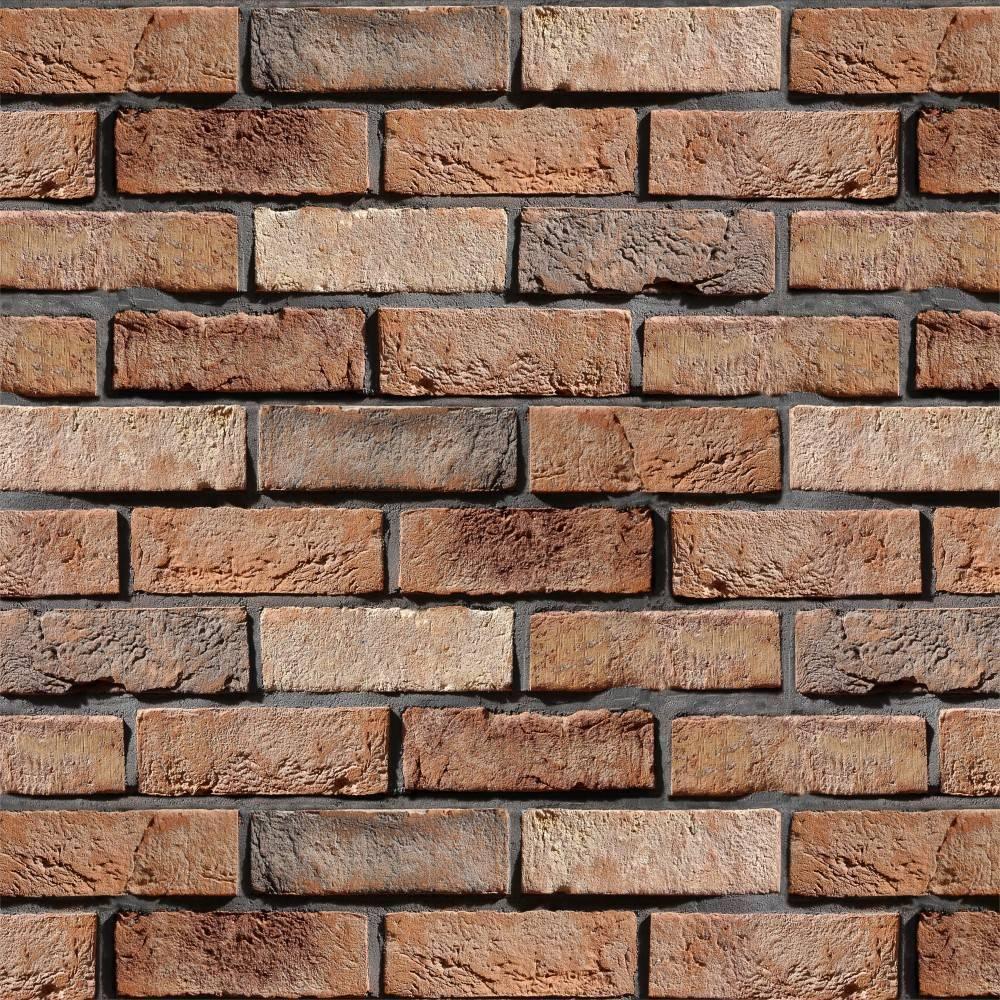 Papel de Parede Tijolo lavável vinílico - PPI0002  - Papel de parede - G3decora
