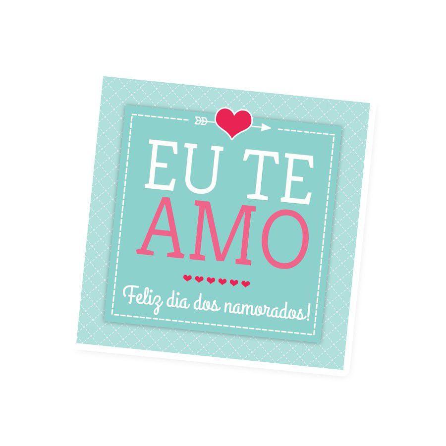 Adesivo Rótulo Amor - 12 unidades sortidas  - www.doceriamirabella.com.br