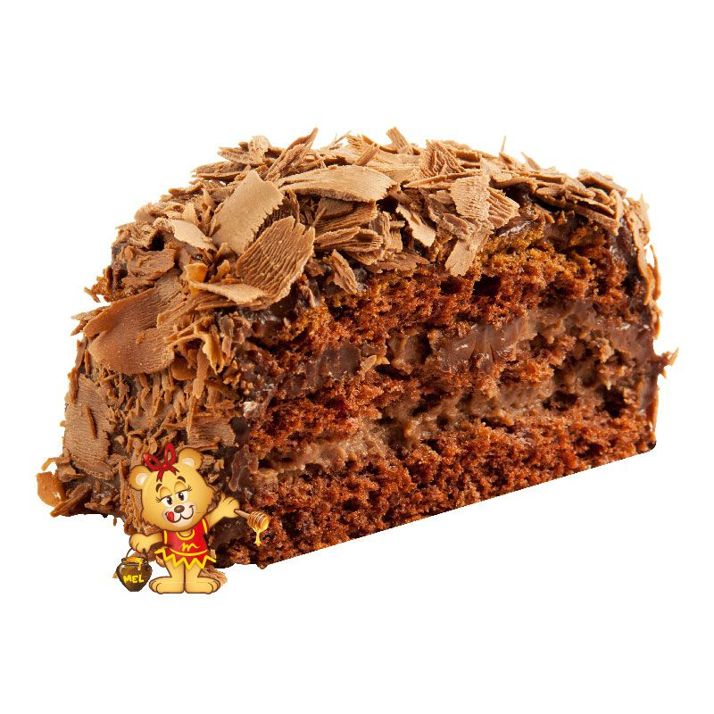 Bolo de Chocolate - Diet  - www.doceriamirabella.com.br
