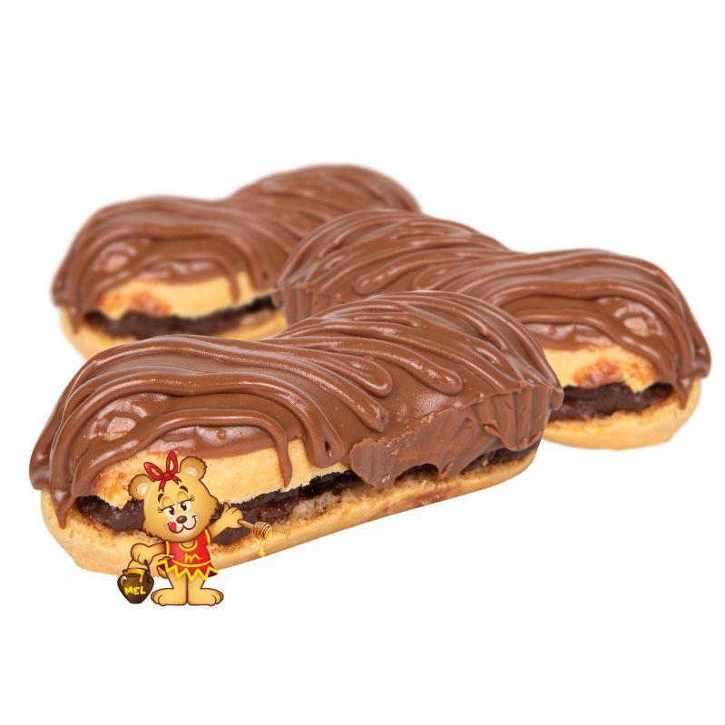 Bomba de Chocolate - Diet  - www.doceriamirabella.com.br