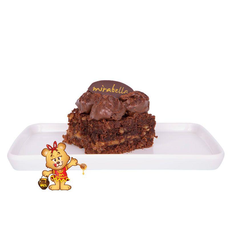 Brownie Trufado  - www.doceriamirabella.com.br