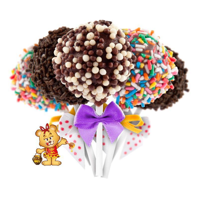 Cake Pop  - www.doceriamirabella.com.br