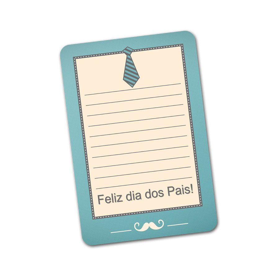Cartão Dia dos Pais - 01 unidades  - www.doceriamirabella.com.br