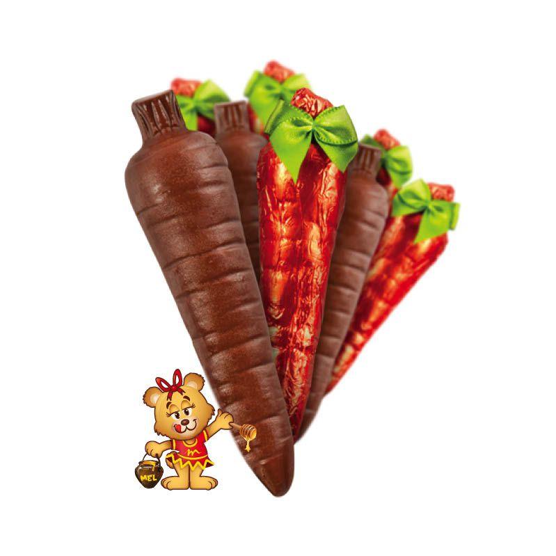 Cenourinha de Chocolate  - www.doceriamirabella.com.br