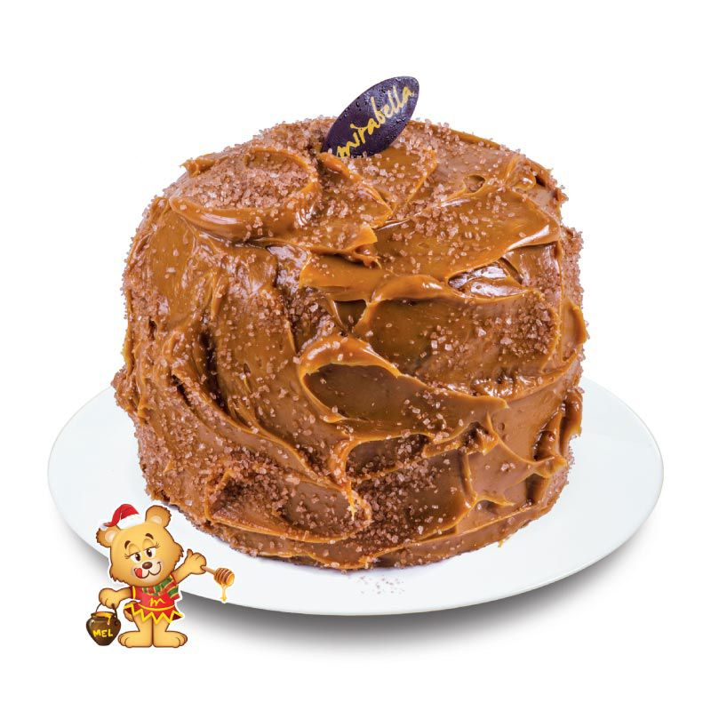Chocotone de Churros (1kg)  - www.doceriamirabella.com.br