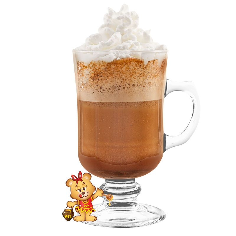 Drink Mochaccino  - www.doceriamirabella.com.br
