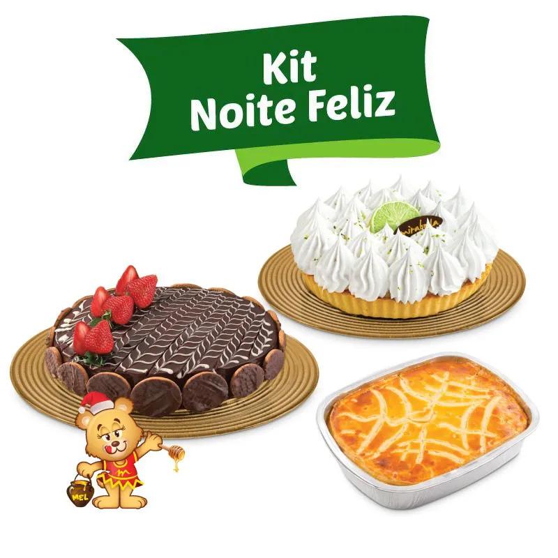 Kit Noite Feliz  - www.doceriamirabella.com.br