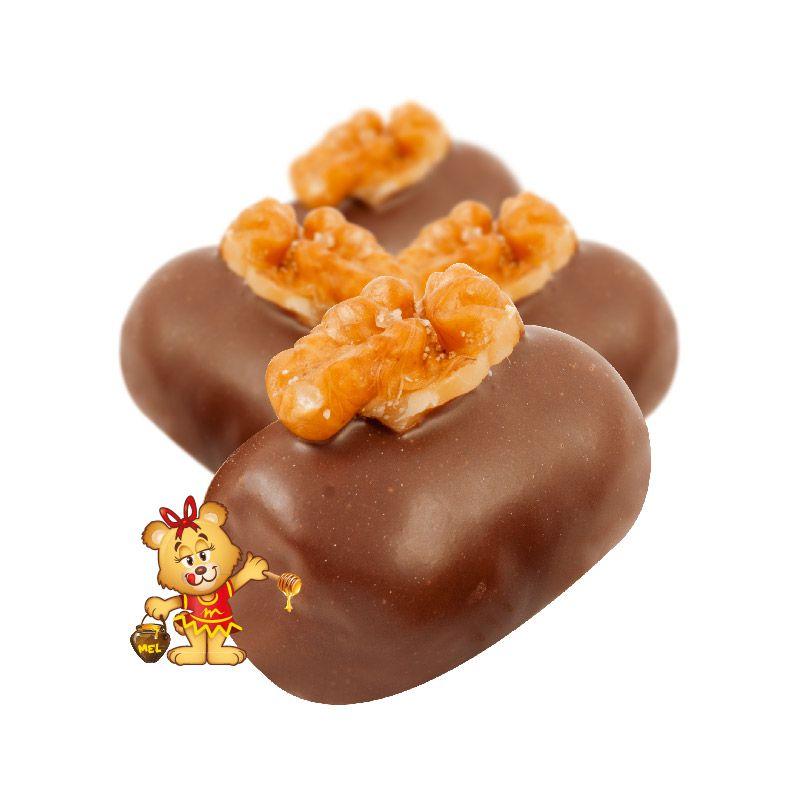 Mini Camafeu de Chocolate - 25 unidades  - www.doceriamirabella.com.br