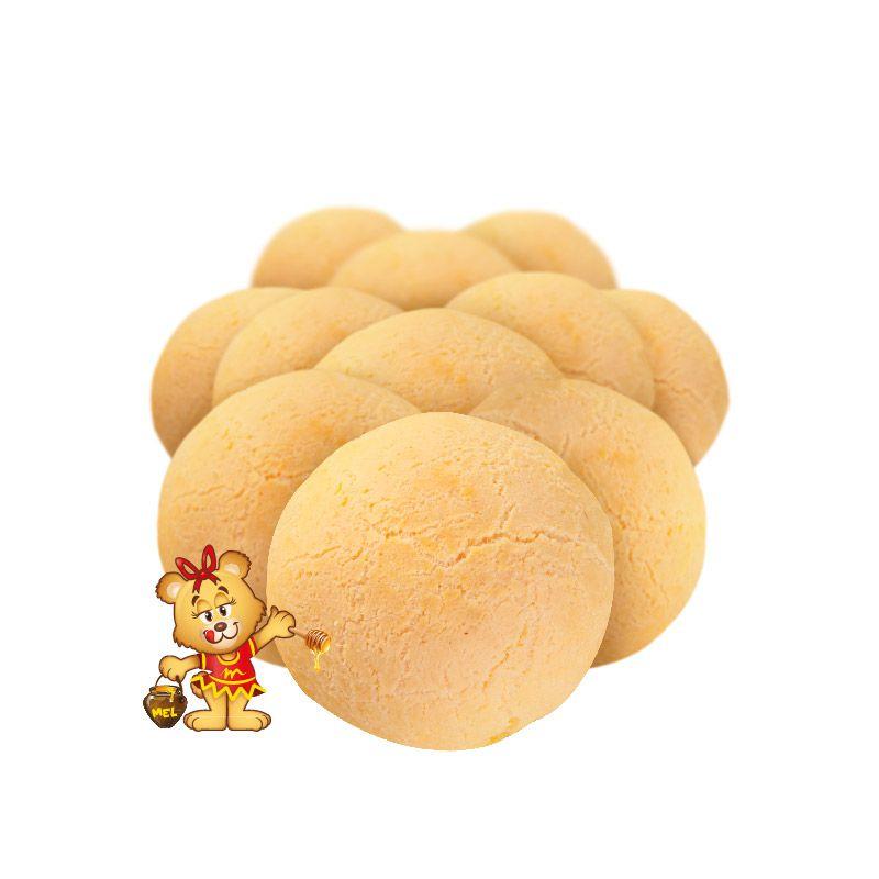 Mini Pão de Queijo - Kit com 25 unidades  - www.doceriamirabella.com.br