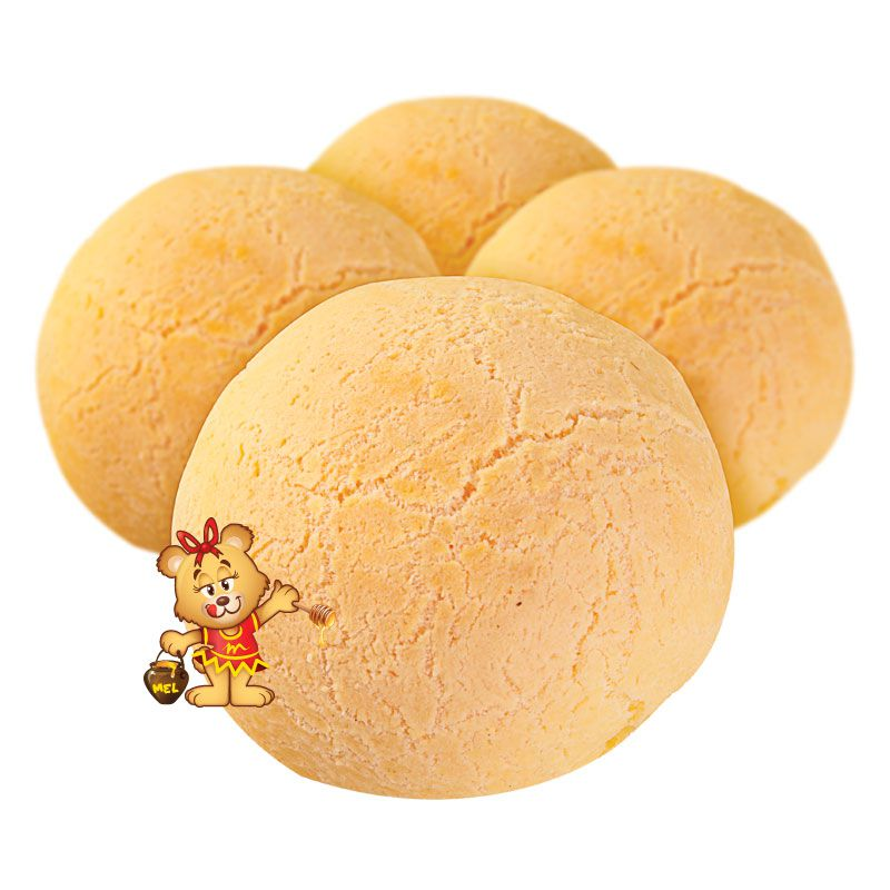 Pão de Queijo  - www.doceriamirabella.com.br