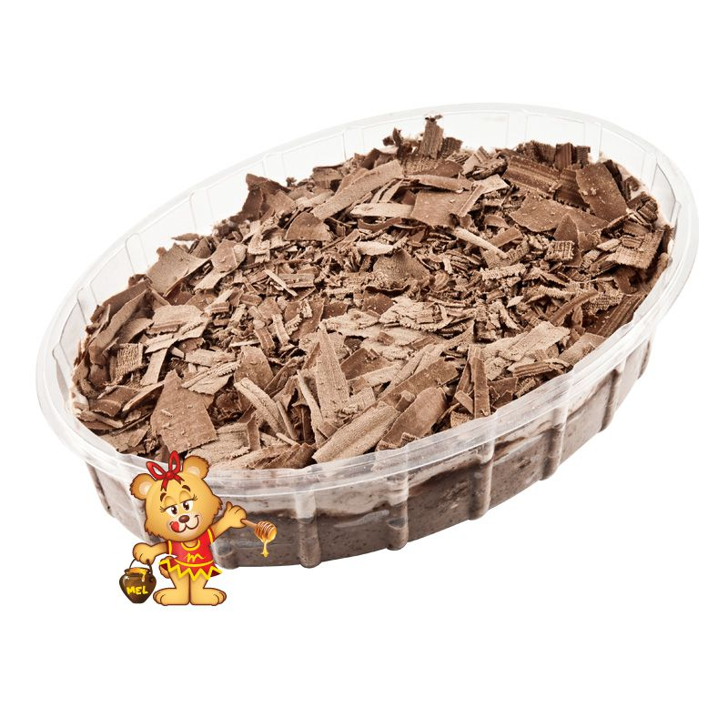 Pavê de Chocolate - Diet  - www.doceriamirabella.com.br