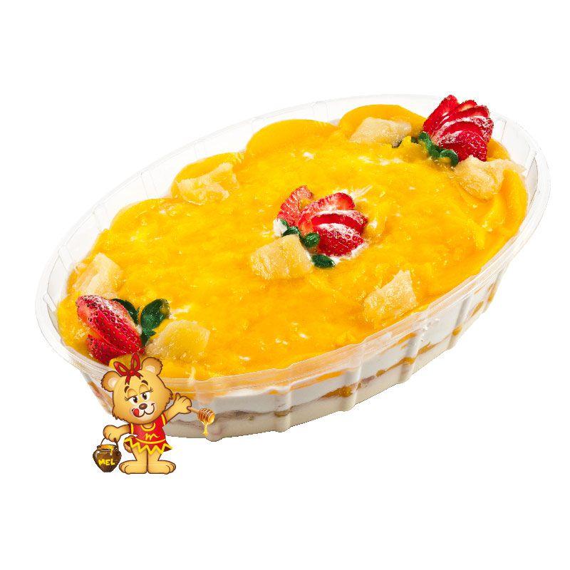 Pavê Dois Amores - Diet  - www.doceriamirabella.com.br