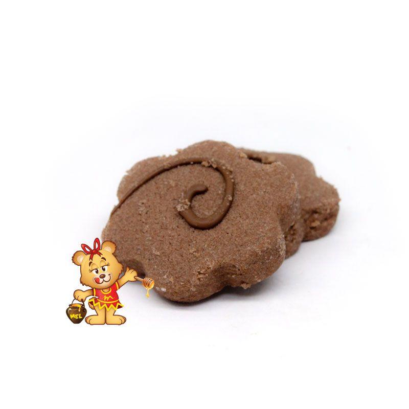 Petit Four Mantecal de Chocolate - pedido mínimo 200g  - www.doceriamirabella.com.br