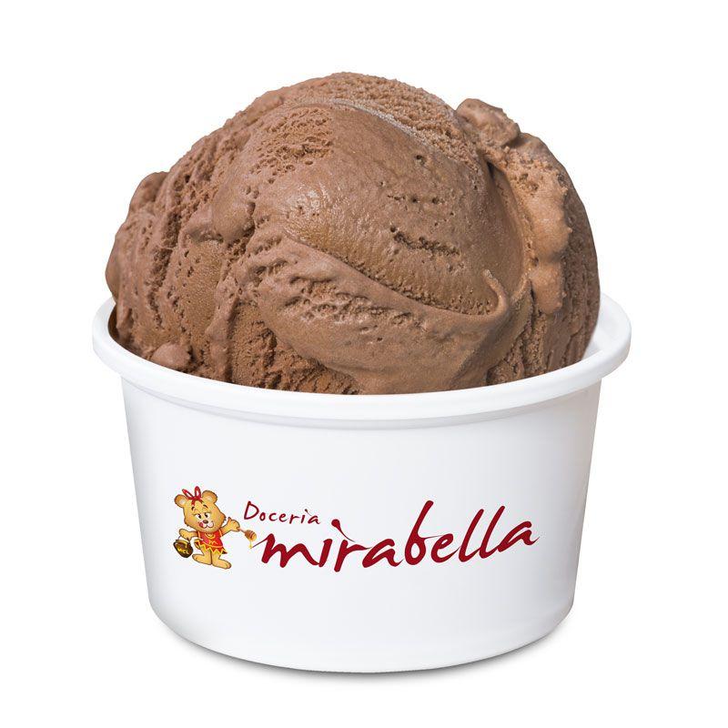 Topbella de Chocolate  - www.doceriamirabella.com.br