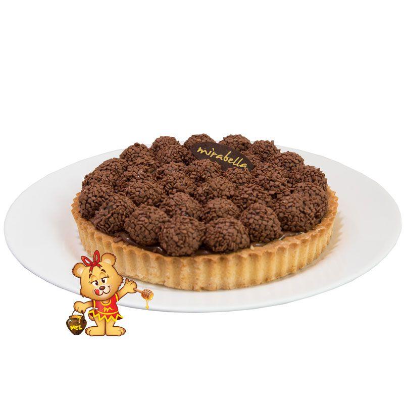 Torta de Brigadeiro (1,2kg)  - www.doceriamirabella.com.br