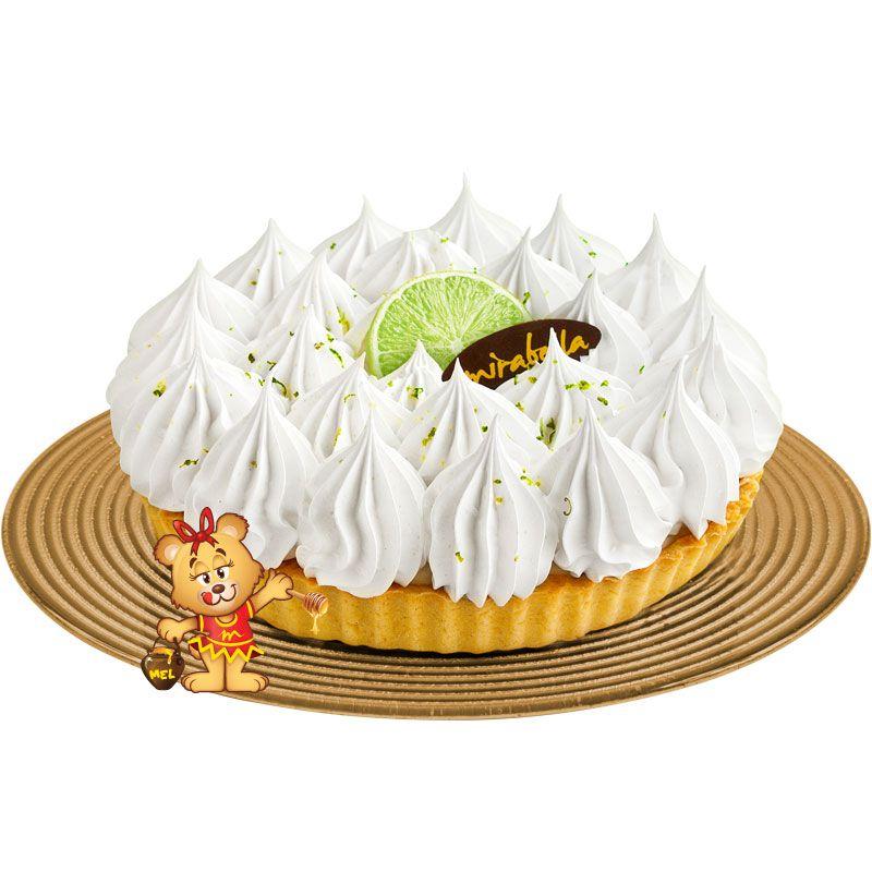 Torta de Limão  - www.doceriamirabella.com.br