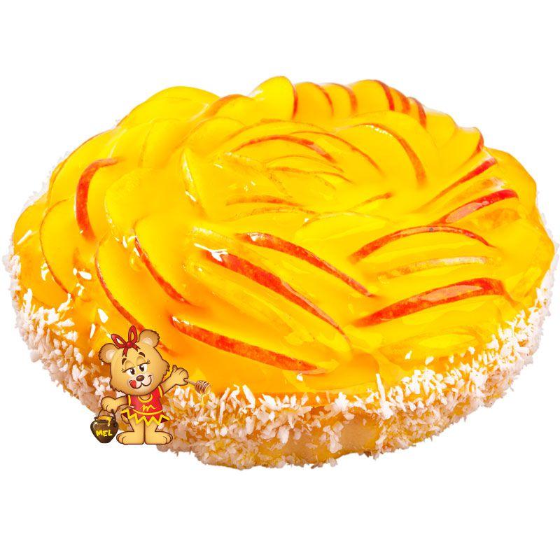Torta de Maçã  - www.doceriamirabella.com.br