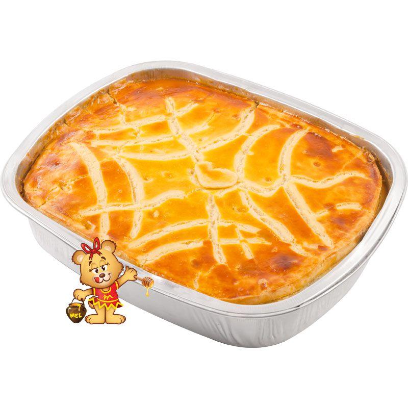 Torta de Palmito  - www.doceriamirabella.com.br