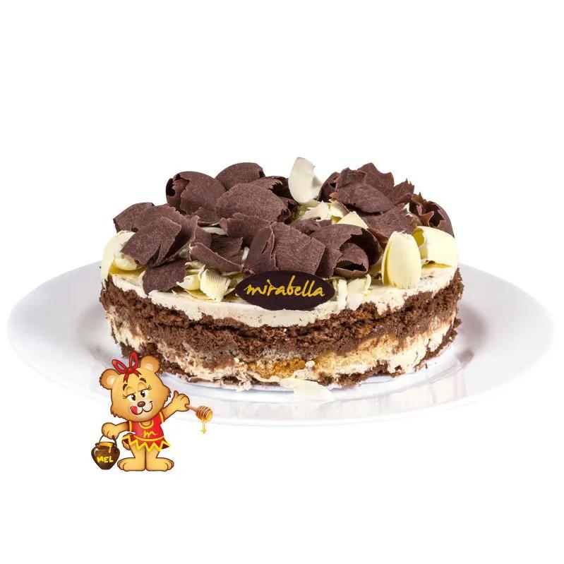 Torta dos Anjos  - www.doceriamirabella.com.br
