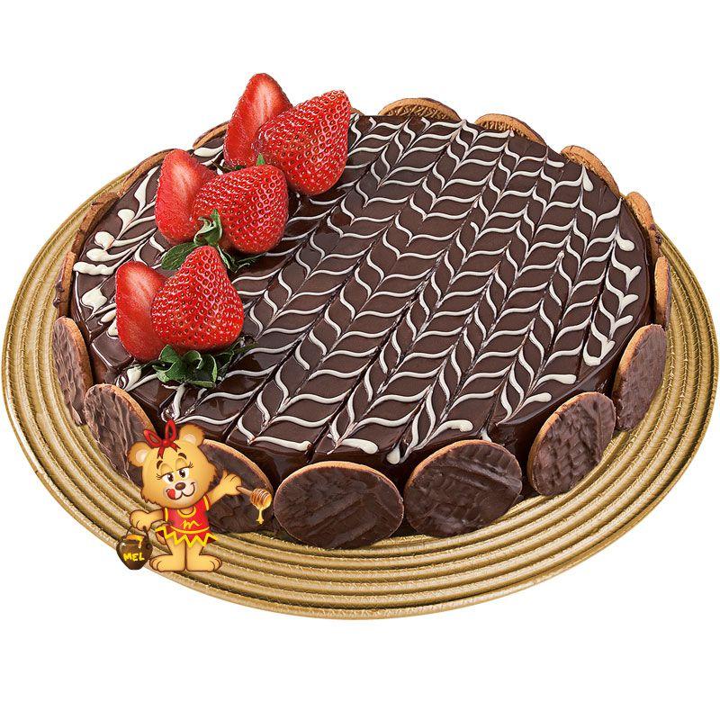 Torta Holandesa  - www.doceriamirabella.com.br