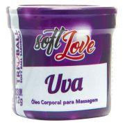 Bolinhas Soft Ball Uva 3 Unidades - Soft Love
