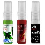 Power Kiss Beijo Refrescante 15ml - Soft Love