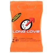 Preservativo long Love - Retarda Ejaculação
