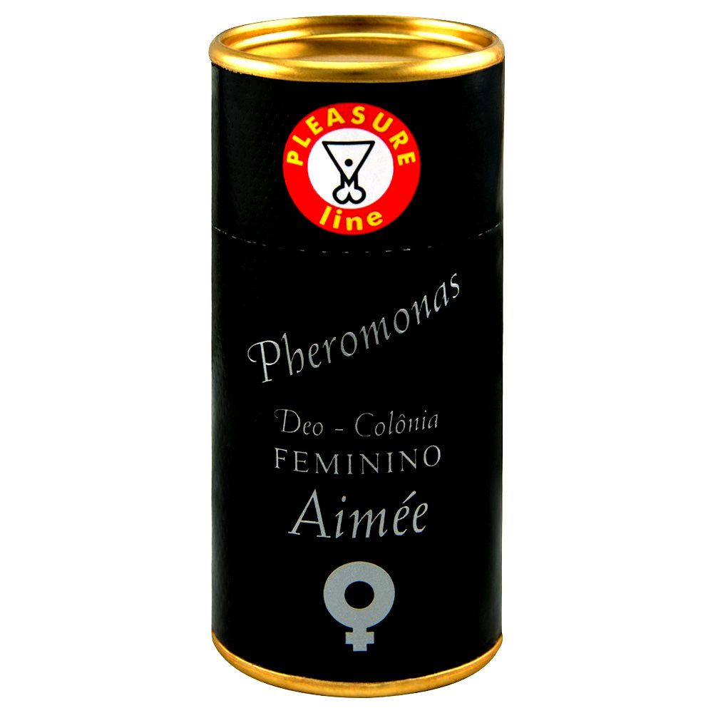 Aimée Deo Colonia Feminina Com Feromônio - Pleasure Line