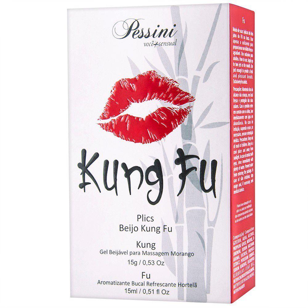 Beijo Kung Fu - Pessini
