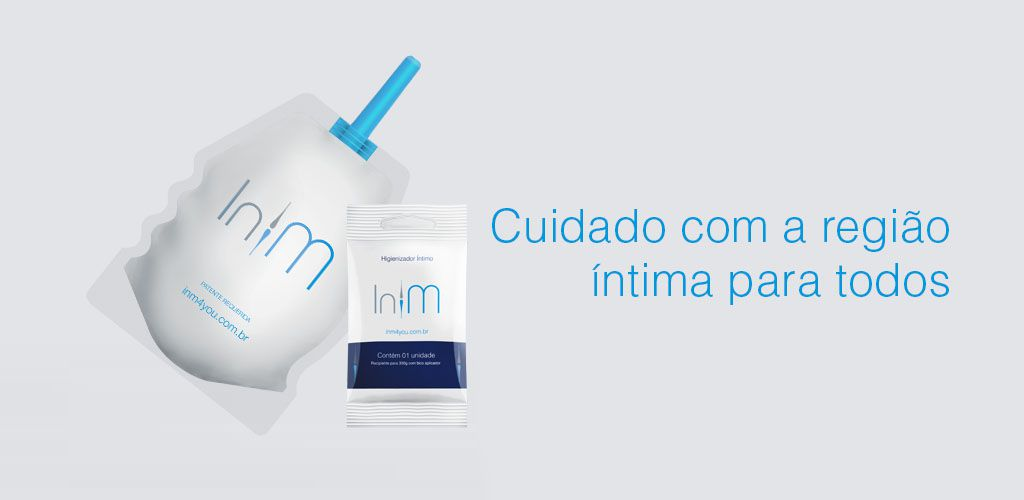 In M Higienizador Intimo - Ducha Higienica Descartável 300ml