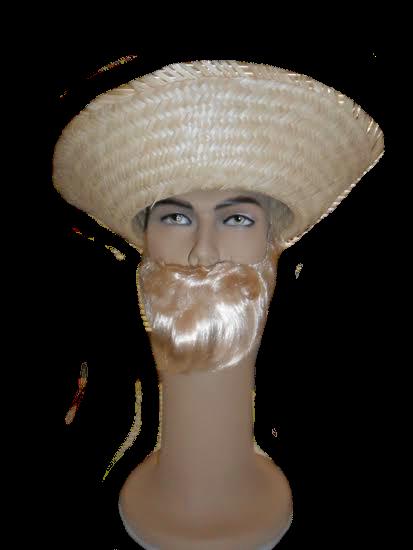 Barba Sintética Pedro.