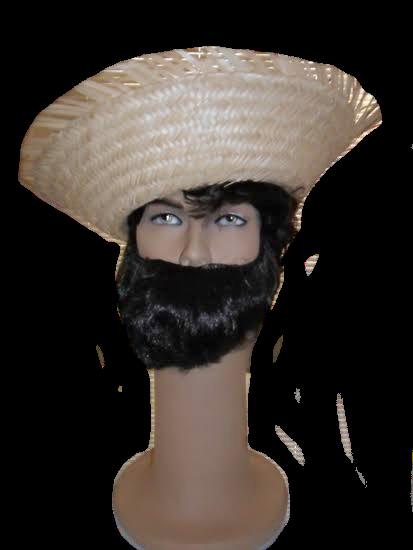 Barba Sintética Tonho.