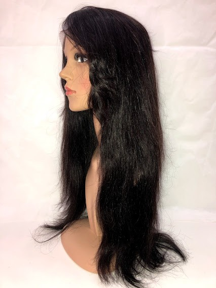 Front Lace Natural