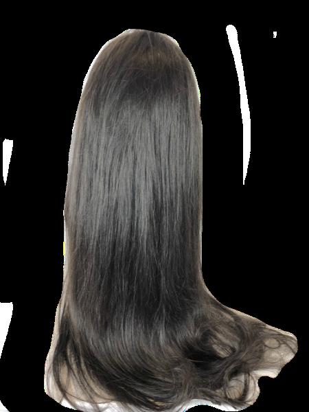 Peruca Cabelo Natural Indiano 70 cm.