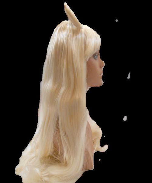 Peruca Sintética Lady Gaga Fio Nacional.