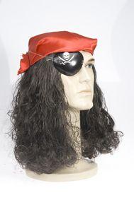 Peruca Sintética Pirata Fio Nacional