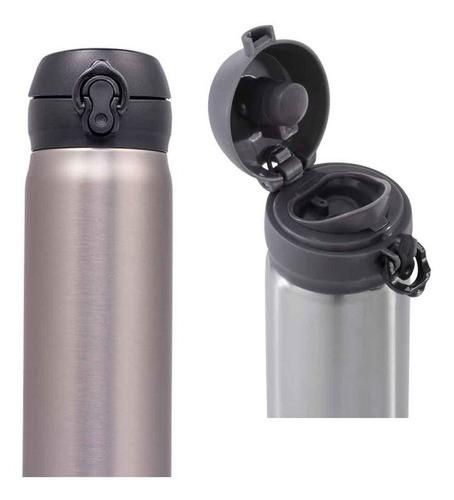 Copo térmico aço Inox 300ml para café chá água cerveja com tampa Onix Termic