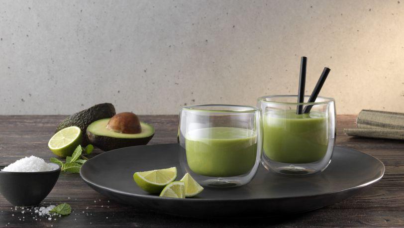 Jogo de 2 copos de parede dupla para chá 240ml - Zwilling