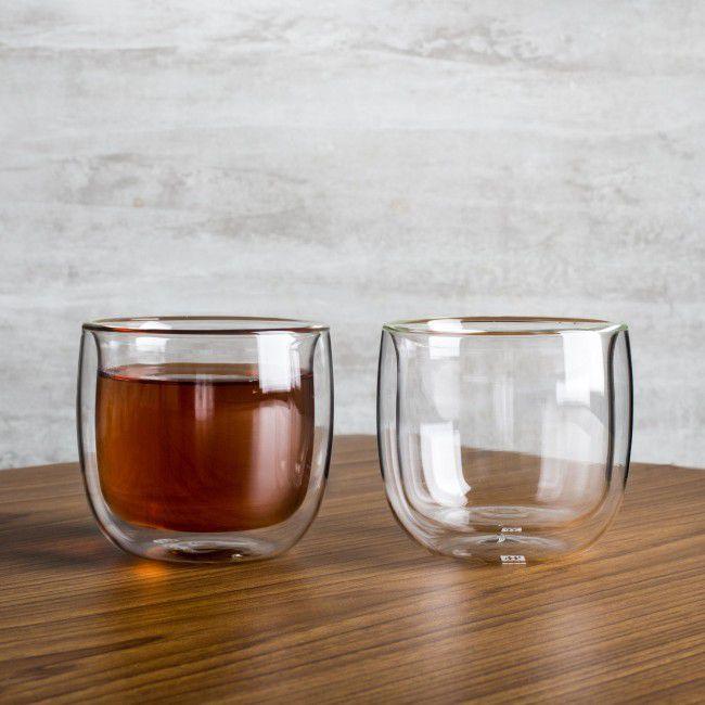 Kit com 4 copos de parede dupla 240ml - Zwilling