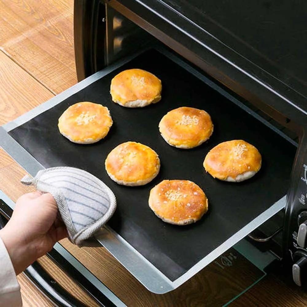 Manta de teflon antiaderente para grill e grelha de churrasqueira e forno