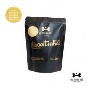 Biscoitinho Gourmet sabor Banana 100% Natural - Humaninhos Fun-Care