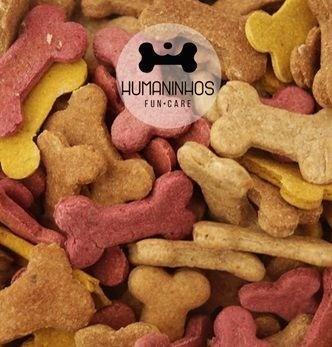 Biscoitinho Gourmet sabor Maçã 100% Natural - Humaninhos Fun-Care