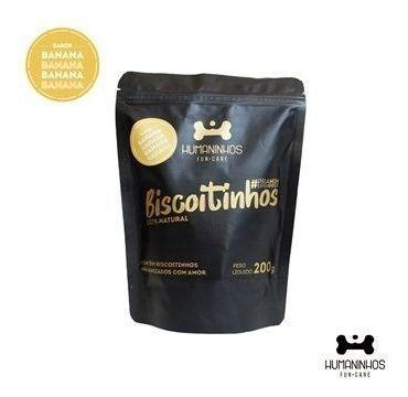 Kit com 7 sabores - Biscoitinho Gourmet 100% Natural - Humaninhos Fun-Care
