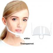 Máscaras Acrílica Transparente Estética, Maquiagem, Tatuagem 60 Unid