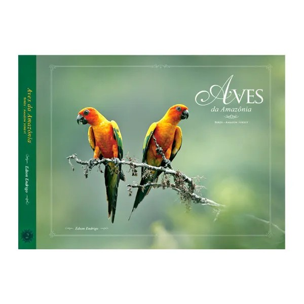 Aves da Amazônia
