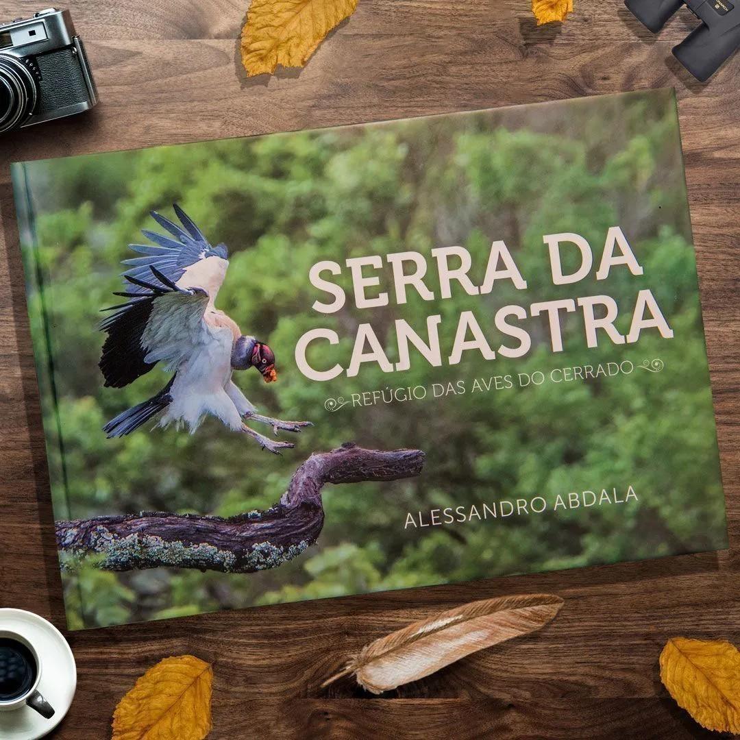 Serra da Canastra : Refúgio das aves do cerrado.