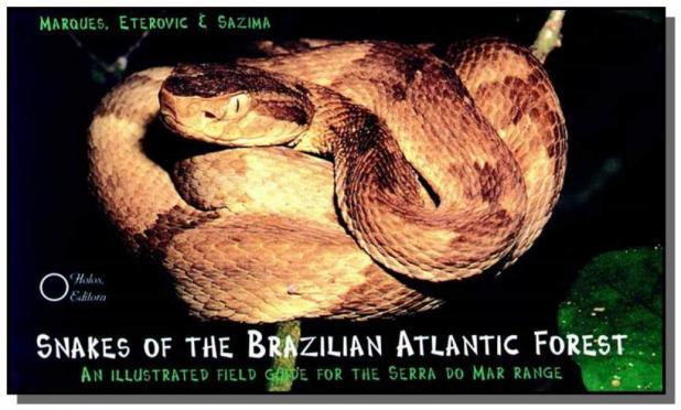 Snakes of the Brazilian Atlantic Forest