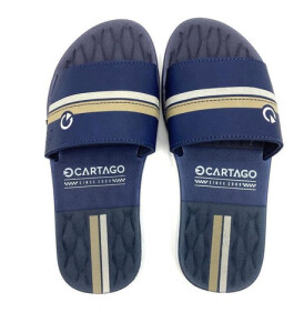 CHINELO SLIDE CARTAGO SEVILHA IV EVA COLORS MASCULINO